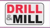drill e mill
